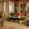 rustic-hunting-lodge-living-room
